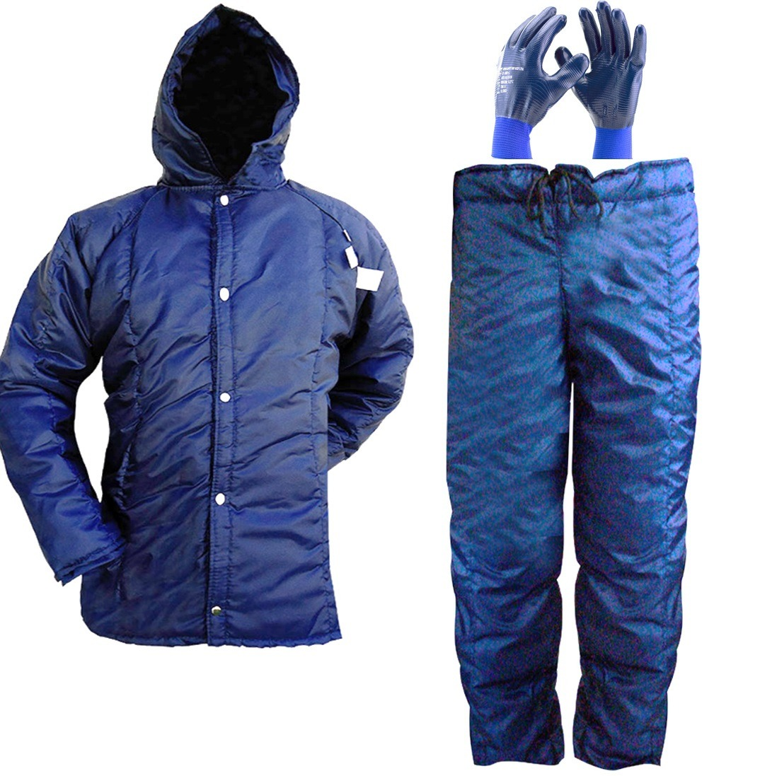 06f72ac168acf Conjunto Termico Para Camara Fria ( Japona Calça E Luva) - R  169