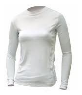 conjunto termico remera y calzon primera piel+medias dama