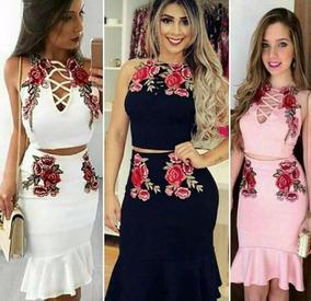 0bc57dbcf Elo7 Casamento - Vestidos Curtos Femininas Branco em Goiás no ...