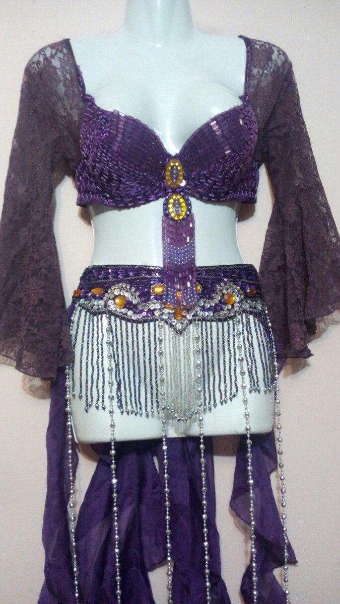 Conjunto Traje Danza Arabe. Envío Gratis - $ 43.000 en Mercado Libre