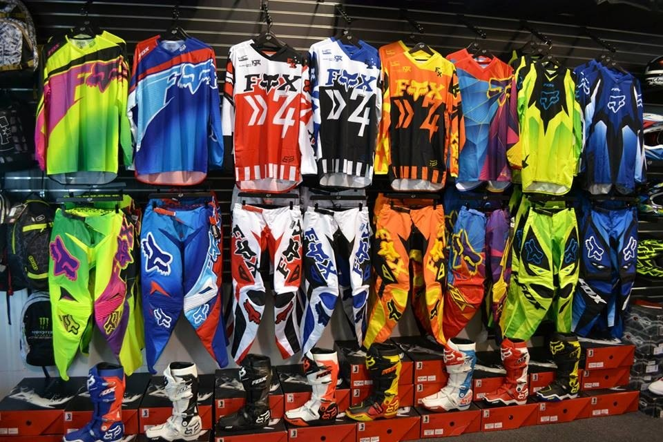 Conjunto Traje Enduro Motocross Nuevo Seminuevo Marca