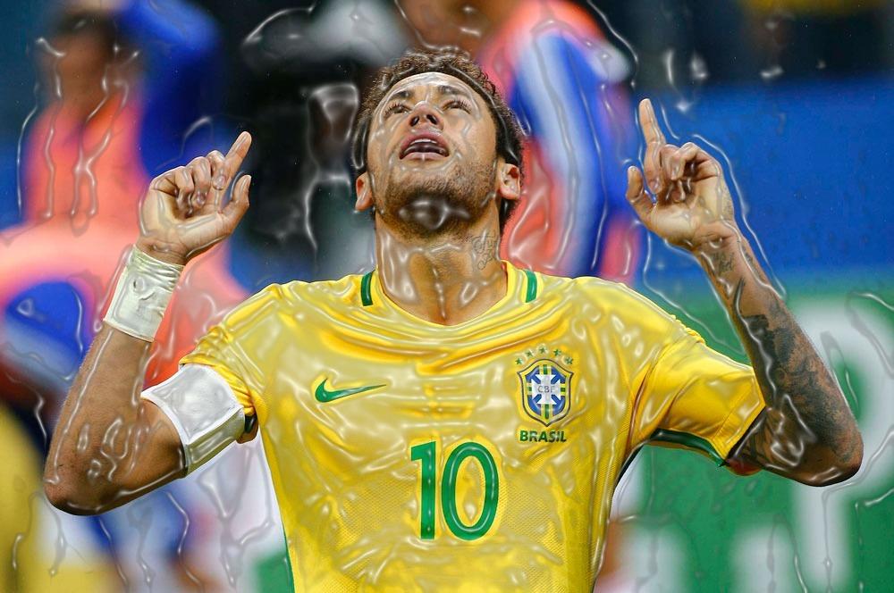 1a2b717f9 conjunto uniforme camisa e short do brasil infantil neymar. Carregando zoom.