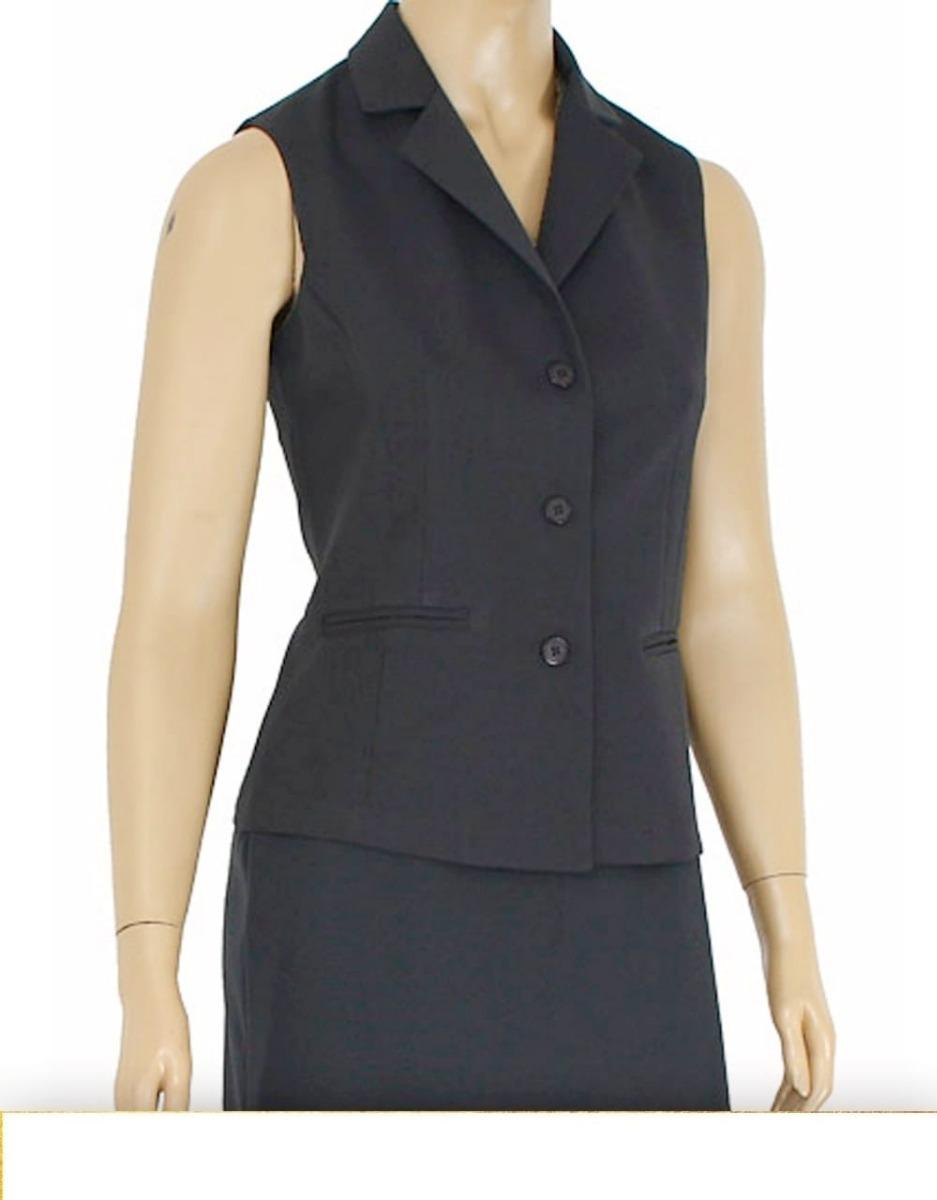 93640ce9d3 conjunto uniforme colete + calça feminino kit 2 peças. Carregando zoom.