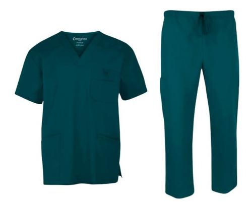 conjunto uniforme médico quirúrgico hombre varios colores