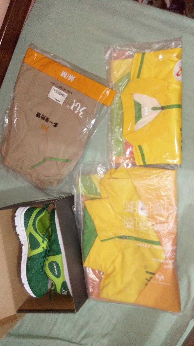 b83bf0af96605 conjunto uniforme oficial masculino - olimpíadas 2016 novo. Carregando zoom.
