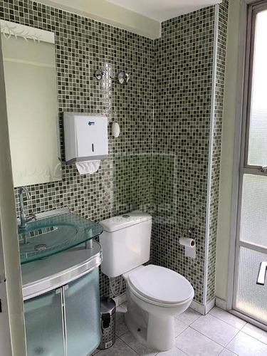 conjunto à venda, 110 m² por r$ 740.000,00 - vila mariana - são paulo/sp - cj0692