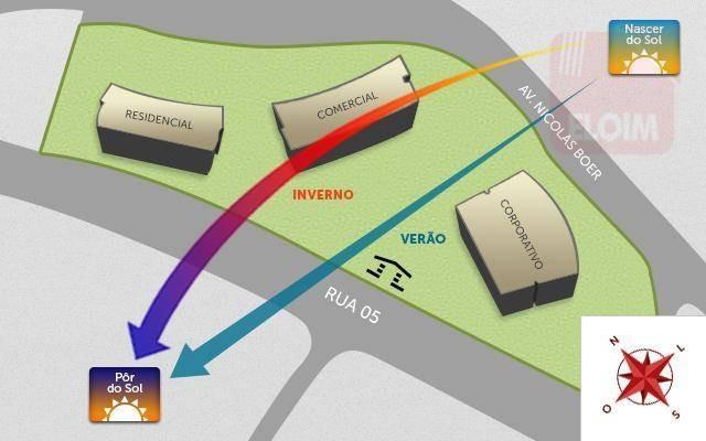 conjunto à venda, 38 m² por r$ 490.000,00 - jardim das perdizes - são paulo/sp - cj4299