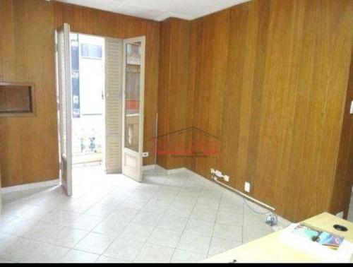 conjunto à venda, 60 m² por r$ 310.000 - república - são paulo/sp - cj0516