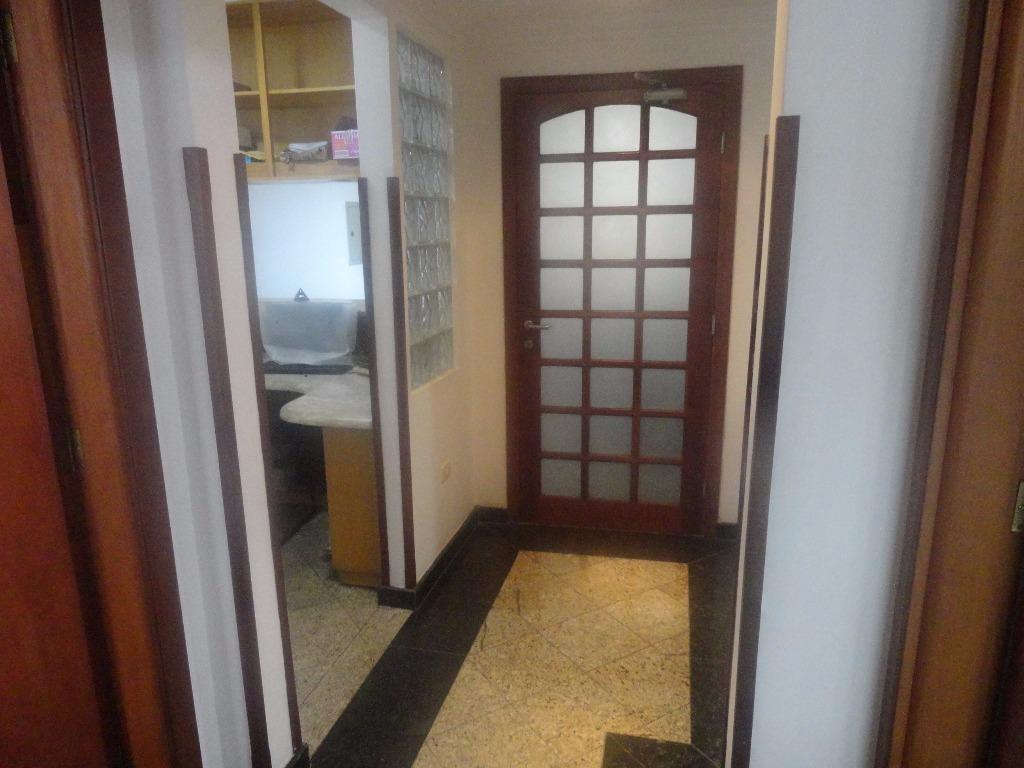 conjunto à venda, 85 m² por r$ 170.000,00 - centro - santos/sp - cj0049