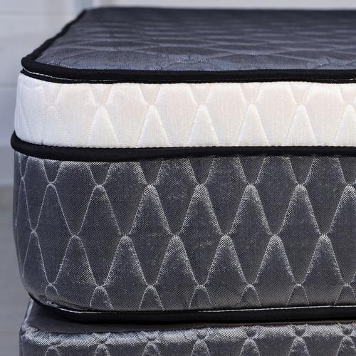 conjunto viggo dual relax 140 x 190 + 2 almohadas + sabanas