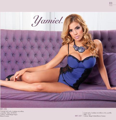 conjunto yamiel 1357