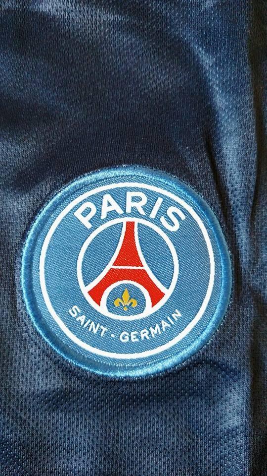 conjunto camisa psg azul + short 15.16 frete grátis. Carregando zoom. 3963f87cd552c