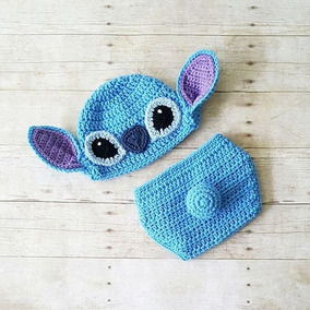 4780d3a16fff2 Gorro Tejido De Stitch - Ropa para Bebés en Mercado Libre México