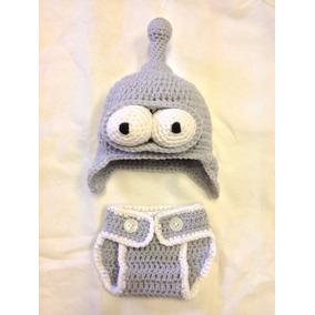 163769a85915f Gorro Y Panalero Tejidos Crochet en Mercado Libre México