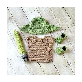 7cf9cae08b796 Conjuntos Tejidos Crochet Panalero Y - Ropa para Bebés en Mercado ...