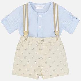 0c471ee38 Mayoral Conjunto Camisa-short Newborn Niño Est. 1212
