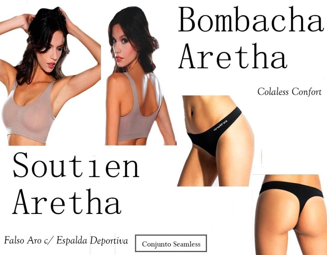 9b5b589c6a conjuntos aretha mujer corpiño seamles + bombacha lenceria. Cargando zoom.