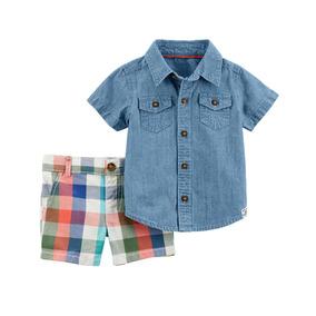 16232f731bc24 Camisas Para Bebes Varon - Ropa y Accesorios en Mercado Libre Argentina