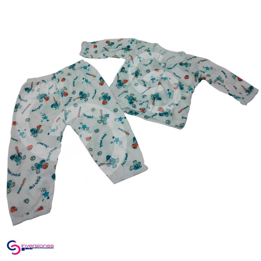 Conjuntos Pijamas Para Bebes Ropa Bebes Niña Con Botones d50f09d5f065