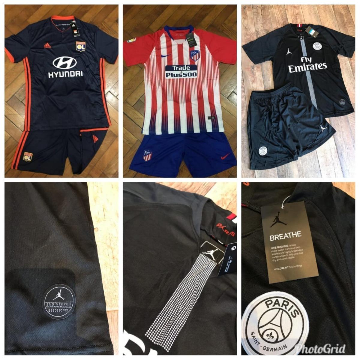 8f3af41a98cd9 conjuntos camisetas y short para equipos de futbol 2018 2019. Cargando zoom.