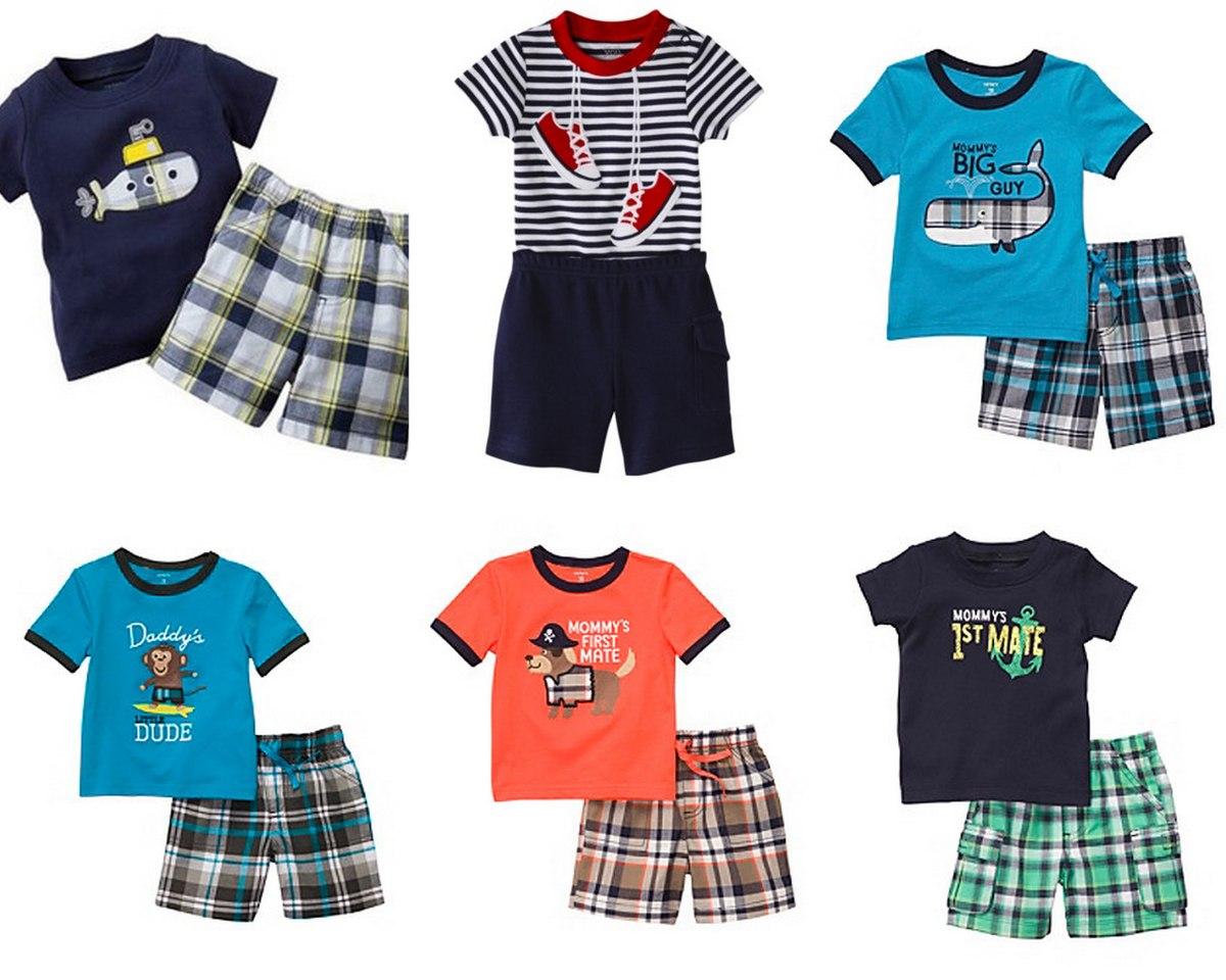 Conjuntos carters beb ni o unica talla 3 meses 180 - Perchas para ropa de bebe ...