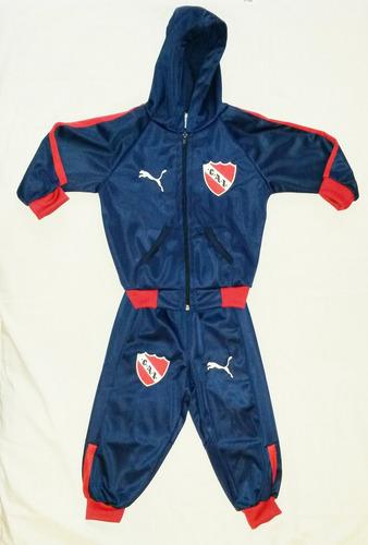 conjuntos de bebes campera y pantalon frizados futbol