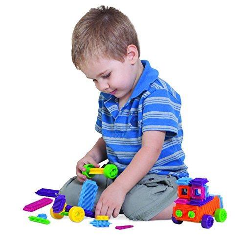 conjuntos de construcción,juguete edushape magicbrix, 72..