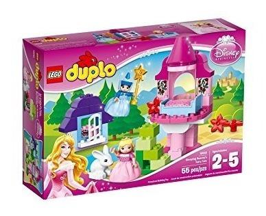 conjuntos de construcción,juguete lego duplo 10542 princ..