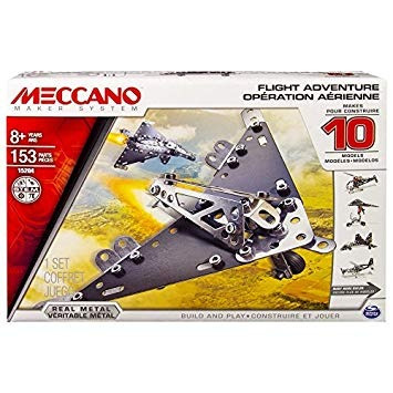 conjuntos de construcción,juguete meccano multimodels, a..
