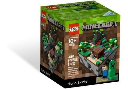 conjuntos de construcción,lego minecraft (original) 2110..