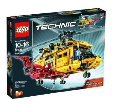 conjuntos de construcción,lego technic helicóptero # 939..