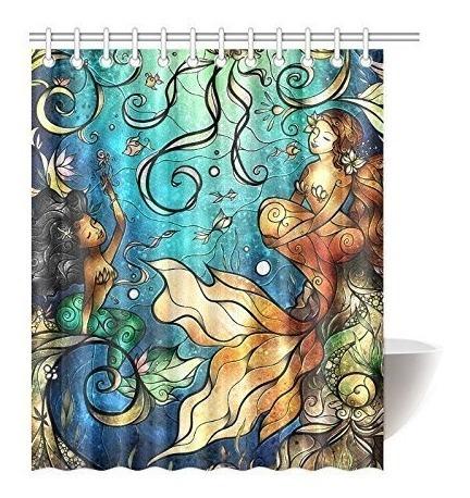 conjuntos de cortinas de ducha,personalized funny beauti..