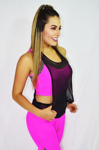 conjuntos deportivos dama 3 piezas ropa mujer envio gratis
