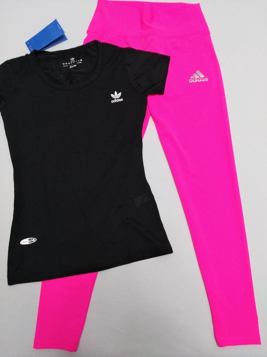 gran selección de descuento mejor valorado Super baratas Conjuntos Deportivos Lycra Camiseta adidas Para Dama