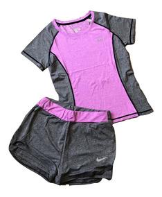 c5fd63732019 Conjuntos Deportivos Nike Y adidas Dama Short - Camiseta