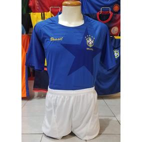 163f2e8036a42 10 Uniformes De Futbol Calidad Dri-fit Brasil Visita 2018