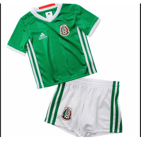ed6587f6a7a82 Uniforme De La Seleccion Mexicana Para Niños en Mercado Libre México
