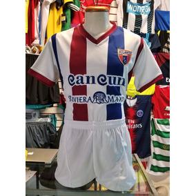 0f71083165f80 10 Uniformes De Futbol Calidad Dri-fit Atlante Visita 2019