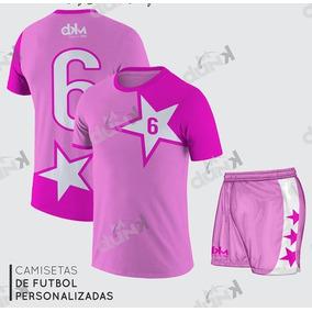 594196cb489ff Camisetas De Futbol Femenino Personalizadas - Fútbol en Mercado Libre  Argentina
