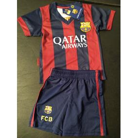 2fe28049dd663 Conjunto Del Barcelona Para Niños - Fútbol en Mercado Libre Argentina