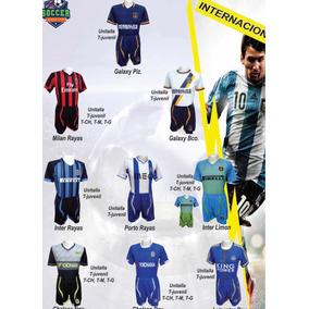 83a9d08c51d8f Venta De Uniformes Deportivos De Futbol  Varias Marcas en Mercado ...
