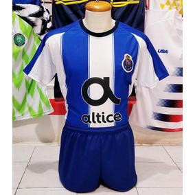 390aa5ee4ce32 Uniformes De Futbol Jc Del Porto en Mercado Libre México