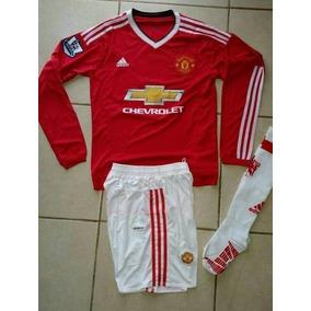 33f16aacb7390 Uniformes De Futbol Economicos Completos Manchester United en ...