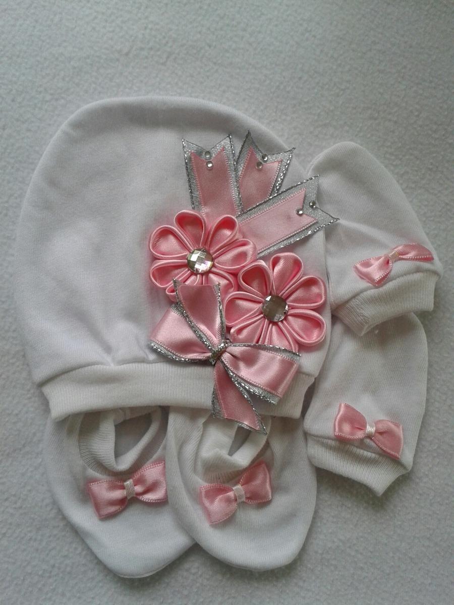 conjuntos gorros y manoplas decorados para bebes. Cargando zoom. a99220cb8cb