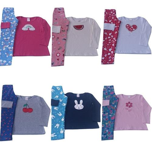 conjuntos infantis roupa