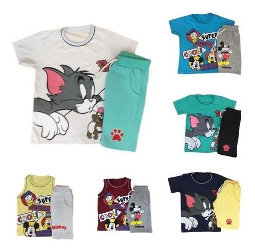 conjuntos infantis roupas