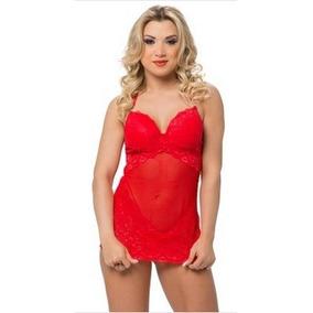 7dfe6a387 Camisola Sexy Vermelha Chinesa Tamanho Xg - Conjuntos de Lingerie XG ...