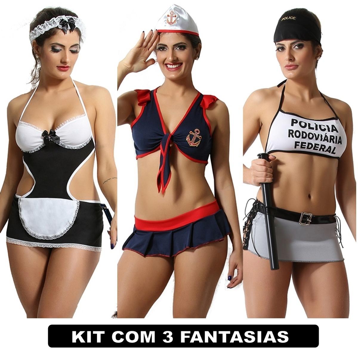 bfc248db8 Conjuntos Femininos Lingerie Atacado Kit Com 3 Conjunto - R  135