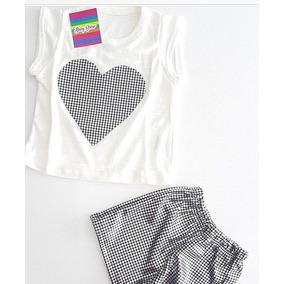 560b30f72 Conjuntos Para Niña Moda Fashion. 2 vendidos · Conjuntos Niñas Lentejuela  Short Talla 12 Meses