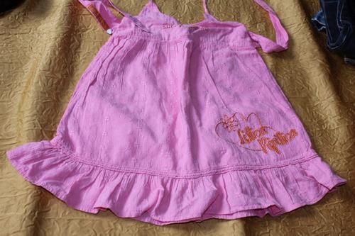 conjuntos ou vestido da lilica ripilica - tam 2 a 4